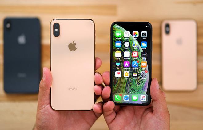 iphone xs สีทอง