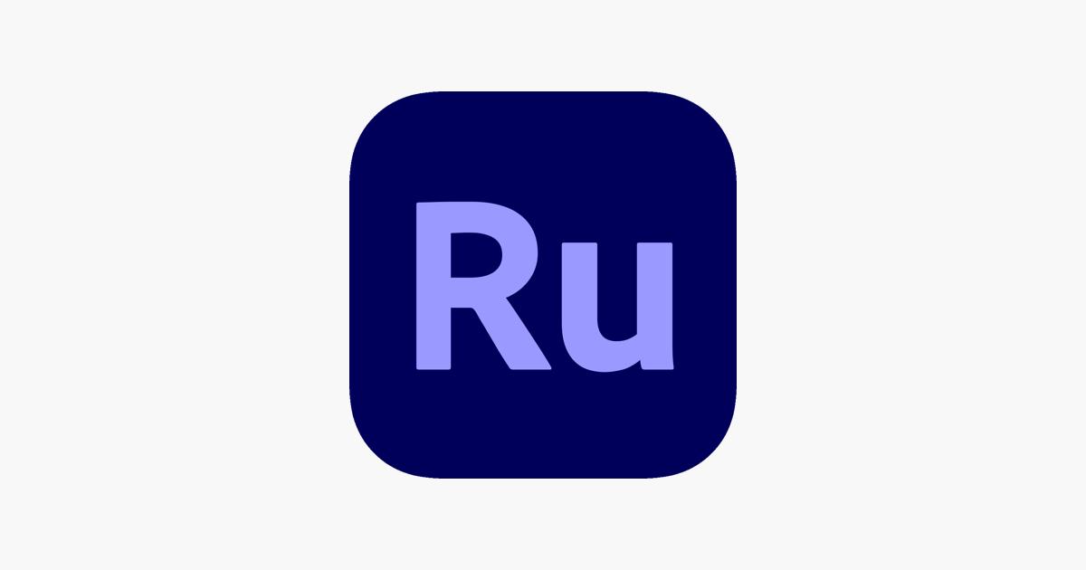 แอปพลิเคชัน Adobe Premier Rush